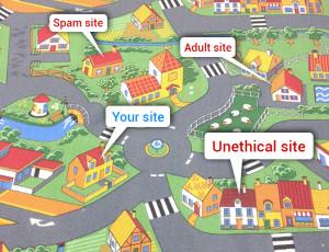 hosting neighborhood